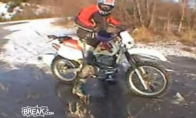 Motociklų FAIL!!!