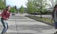 Įdomi pramoga, tačiau pasekmės nekokios (1 video)
