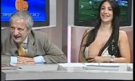 Italijos sekso bomba televizijoje