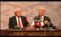 Čekijos prezidentas pavogė tušinuką