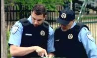 Policininkų pokštai