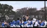 Boutaoshi - kvailas sportas iš Japonijos