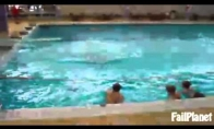 Vaizdo nesėkmių rinkinys baseine