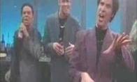 Šeštadienio naktis Jim Carrey stiliumi