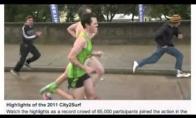 Įsimintiniausi maratono momentai