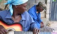 Grojimas gitara afrikietiškai