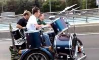 Muzikantai ant ratų