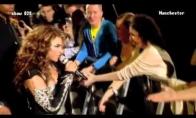 Beyonce per koncertą paprašo fanės padainuoti