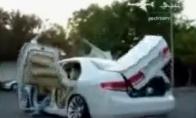 Arabiškas automobilio tiuningas