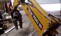 Lenkijos darbininkai linksminasi