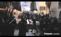 Nuožmi kova Batliejaus šventykloje