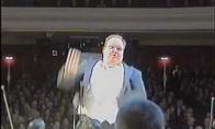 Šokantis dirigentas