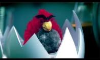Angry Birds debiutas kine