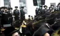 Žydai ortodoksai rengia karštus tūsus
