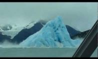 Kaip apsiverčia ledkalnis