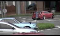 Žaislinių automobilių driftas