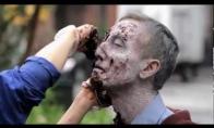 Niujorke į gatves išėjo zombiai