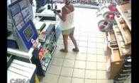 Parduotuvės vadybininkas vagį apmėtė alumi