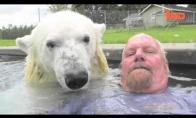 Pasiplaukiojimas su baltuoju lokiu