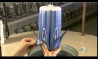 Kaip gaminamos žvakės