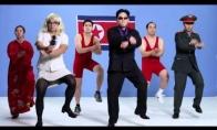 Olympic style(Gangnam parodija)