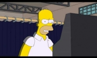 Houmeris Simpsonas eina balsuoti