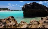 Šokinėjimas nuo uolų Bermuduose