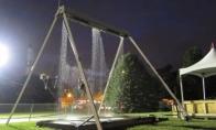 Supuoklės ir fontanas viename