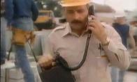 Pirmoji mobiliojo telefono reklama pasaulyje
