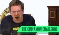 Kodėl neįmanoma atlikti cinamono iššūkio