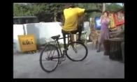 šokis su dviračiu