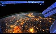 Taip atrodo mūsų planeta iš kosmoso