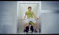 Gangnam vyrukas Holivudo filmuose