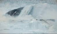 Kaip griūna ledkalniai