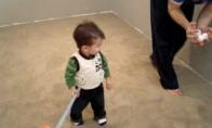 Kūdikis golfo genijus