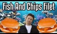 Jamie Oliveris ir pats kaloringiausias burgeris pasaulyje