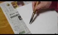 Piešimas neatitraukiant rankų