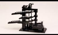 Rutulinis LEGO laikrodukas