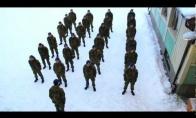 Norvegijos karių šokis
