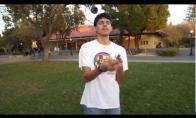 Žongliruotinas rubiko kubas