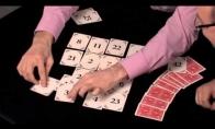 Keistai įdomus kortų triukas
