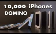 Domino efektas iš iPhone'ų