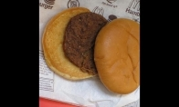 14 metų senumo hamburgeris