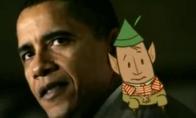 Baracko Obamos Elfas