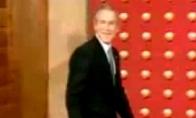 Lettermano dešimtukas apie Džordžą Bušą