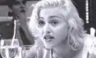 Madonna profauja