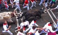 Bėgimas nuo bulių