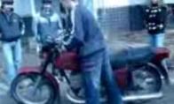 Motociklo vitruozas