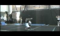 Nesveikas gimnastas