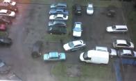 Parkavimosi menas